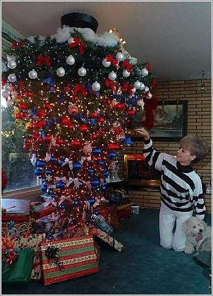 funny, creative and amazing christmas tree