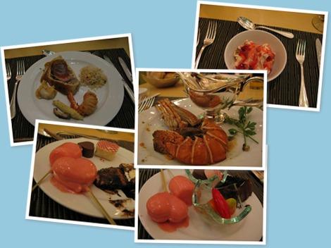 View Valentine Dinner 20100214