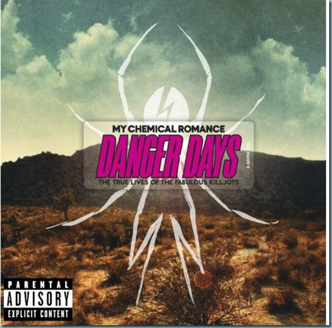 Danger Days_ The True Lives of the Fabulous Killjoys