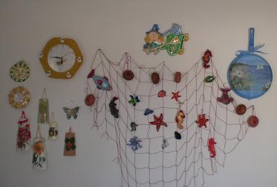 Nonsolocreazioni rete da pesca - Rete da pesca per decorazioni ...