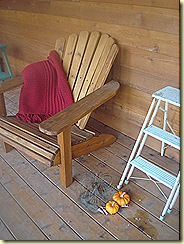 fall, porch, thrift finds 022
