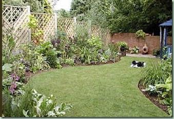 garden trellis walls