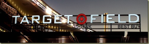 target field sign