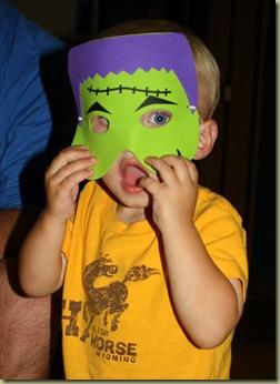 frank mask