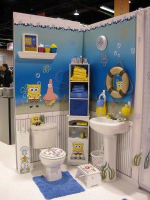 banheiros decoração infantil
