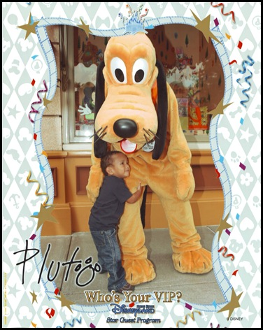 JJ and Pluto