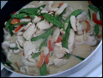 low fat thai chicken