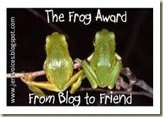 Frog-Award