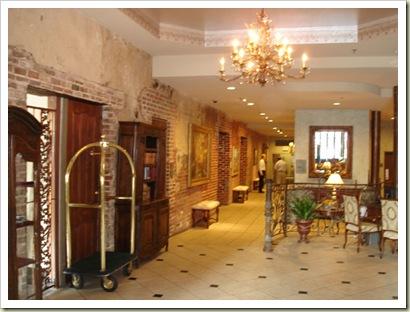 Hotel lobey