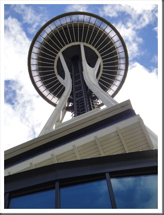 Friday-Space Needle