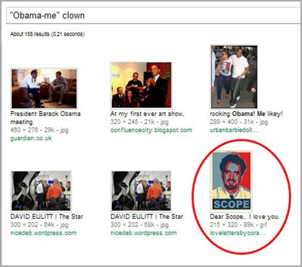 Obama-Me-Clown