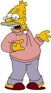 Grandpa-Simpson