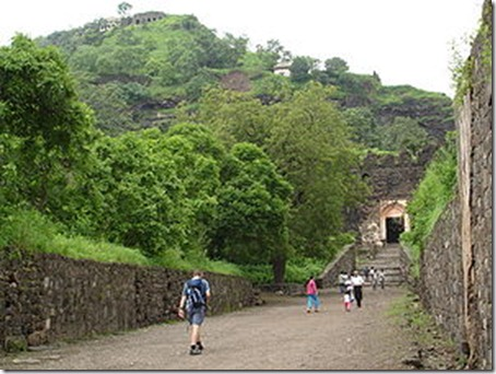 Aurangabad_-_Daulatabad_Fort