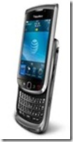 5.Blackberry Torch 9800
