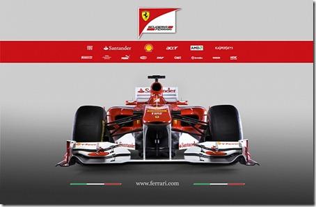 2011-Ferrari-F150-F1-car