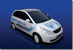 10.Tata Indica Vista EV