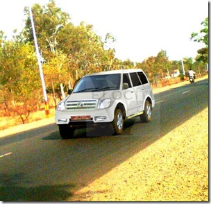 25.Force Motors SUV