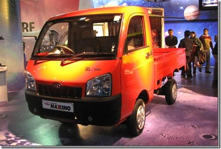 Mahindra Mobile Seva