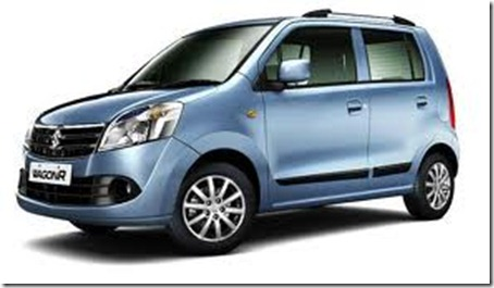 Maruti Suzuki Wagon R Metallic Breeze