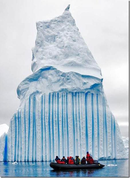 Striped Icebergs - Amazing Nature Photos (6)