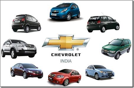 Chevrolet India