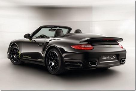 2011-Porsche-911-Turbo-S-Edition-918-Spyder-Rear-Side-View