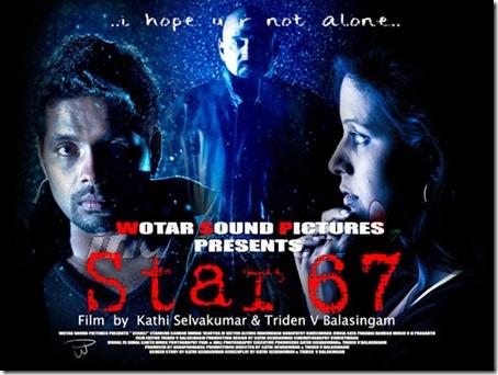 Toranto, 'Star 67' Thriller Movie
