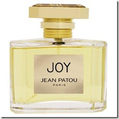 4. Joy Perfume From Jean Patou Perfume by Henri Alméras