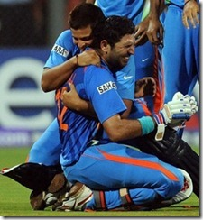 India Won The World Cup 2011 Pictures 7
