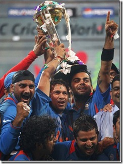 India Won The World Cup 2011 Pictures 8
