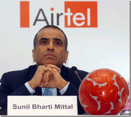 Sunil Bharti Mittal Net Worth In 2011