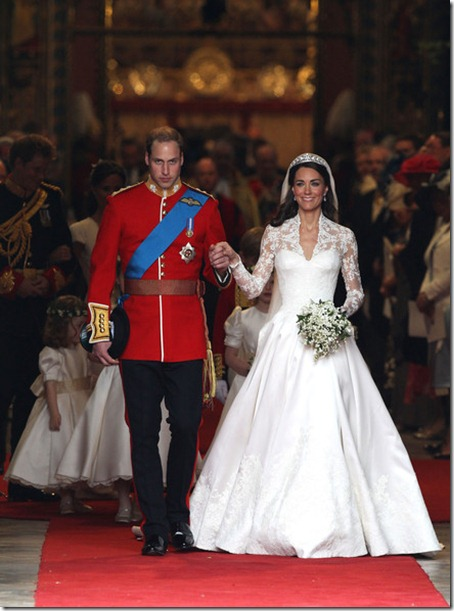 Prince William Royal Wedding