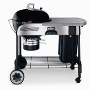 Weber 2005 Model 841001 22 1/2-Inch Performer Charcoal Grill With Touch and Go Propane Ignition