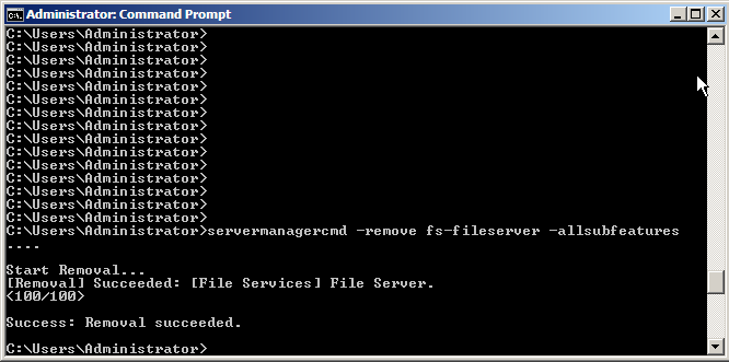 servermanager_remove