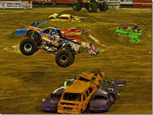 red bud monster jam 108
