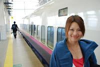 Shinkansen – 02-Aug-2009