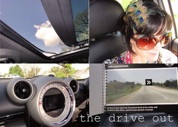the drive out