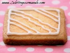 Biscuits sablés : petit précis de décoration