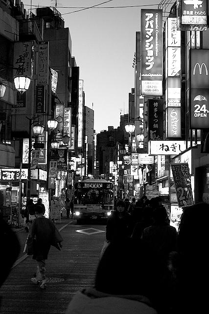 Shinjuku Mad - Birds fly faster than time 23