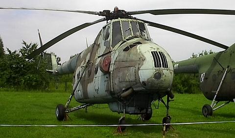 Mil Mi-4.