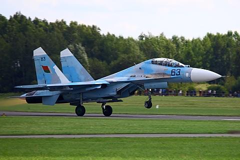 Suchoj Su-27.
