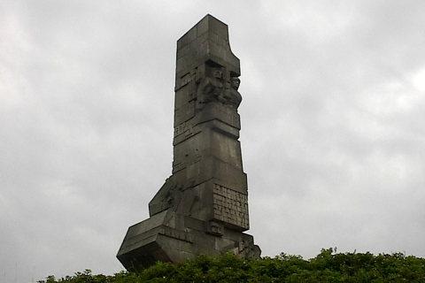 Pomnik Obrońców Wybrzeża, Westerplatte.