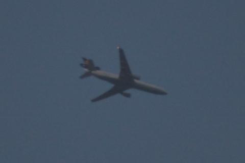 McDonnell Douglas MD-11F.