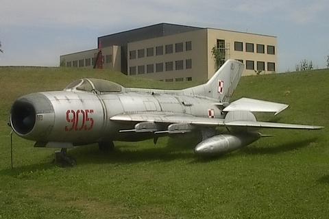 Mikojan-Gurewicz MiG-19PM.