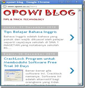 mobile blogger 2