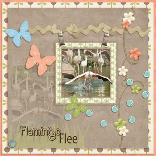FlamingoFlee