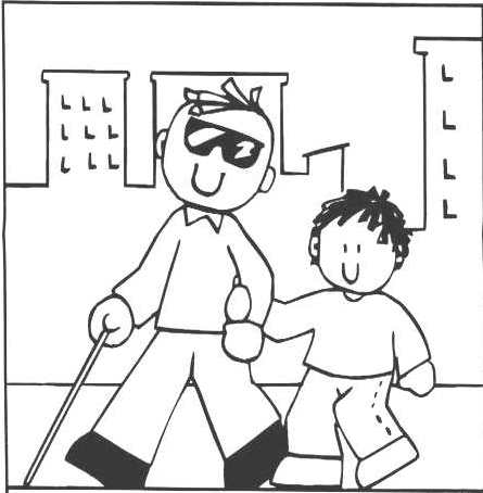 Listening Coloring Pages