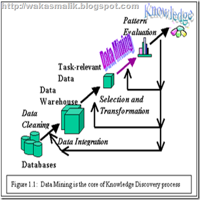 Steps involve in Data Mining