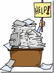 Help! Paperwork