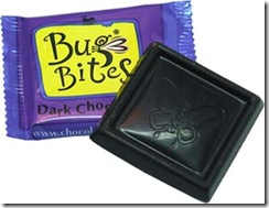 Bug Bites chocolates